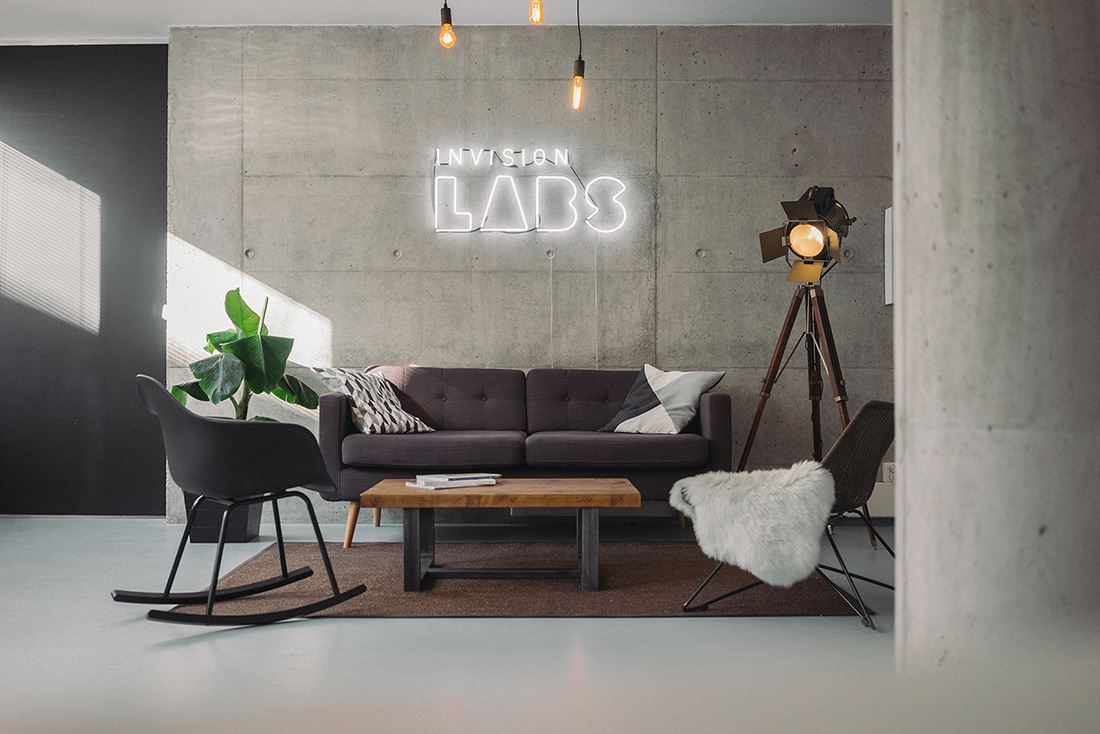 A Tour of InVision LABS' New Cool Prague Office