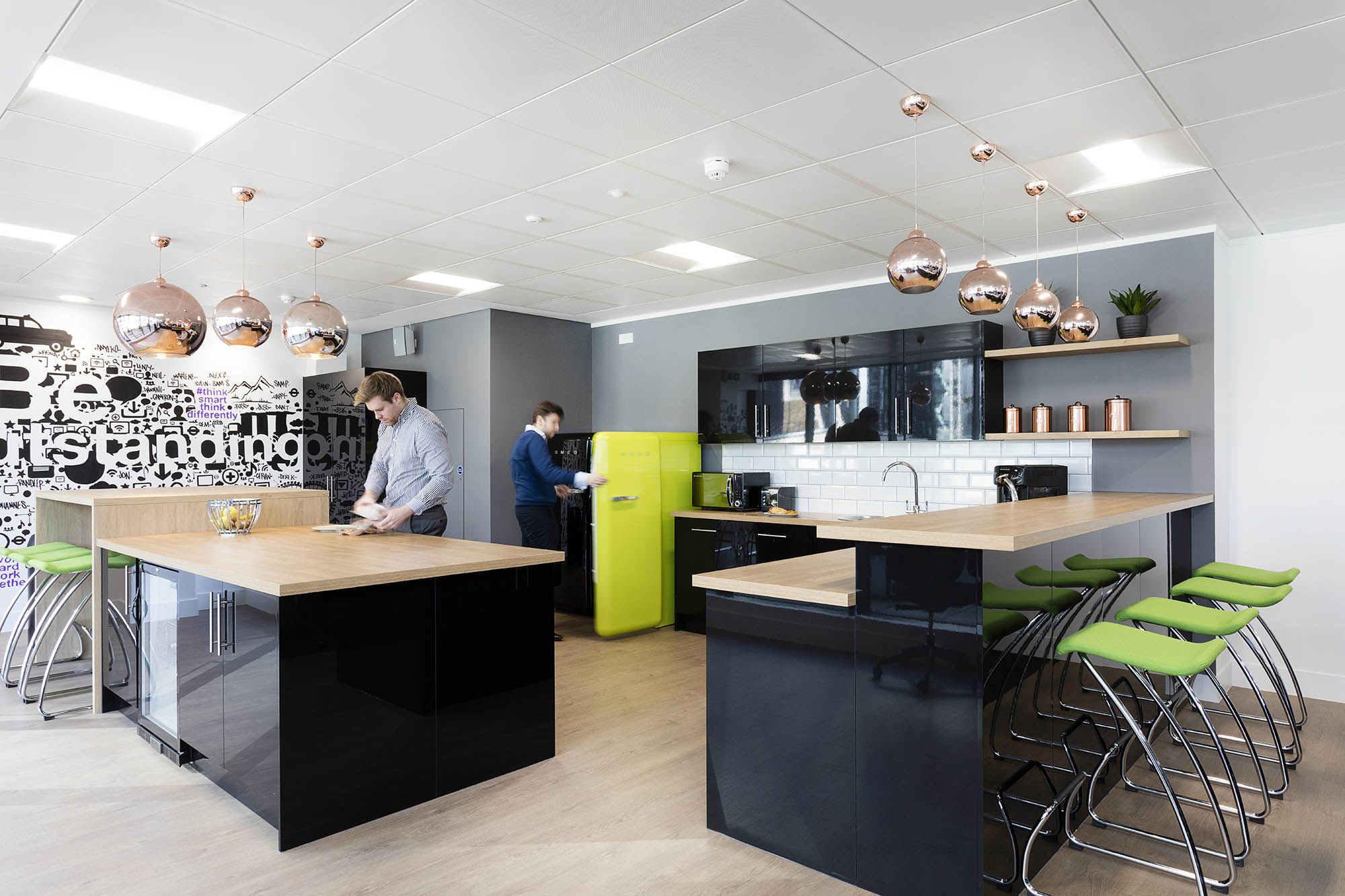 Ideas For Offices A Peek Inside Nicoll Curtin S New London Office Officelovin