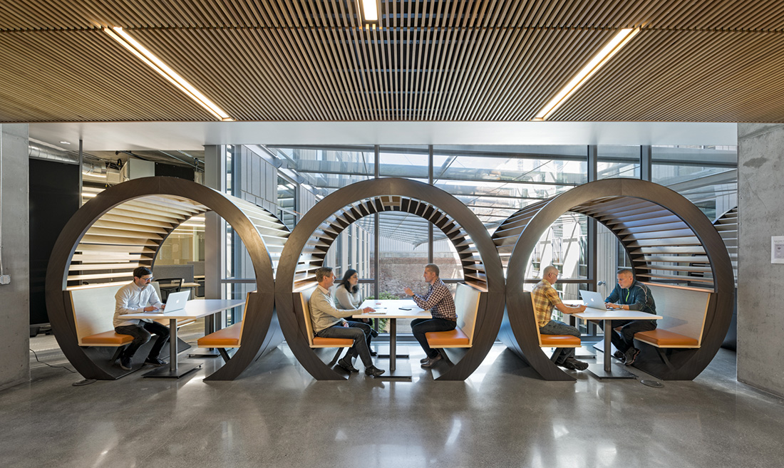Inside Splunk's Super Cool San Francisco Headquarters