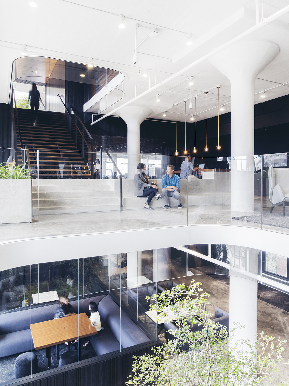 Inside Squarespace's New Super Cool NYC Headquarters