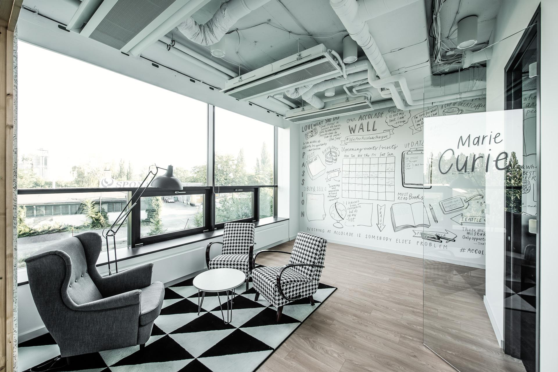 Photo of Accolade Interiors - Santa Ana, CA, United States. Custom Office  Furniture