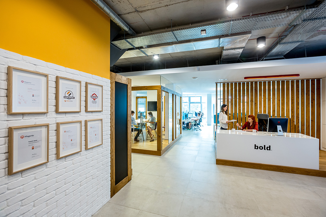 Inside Bold Brand Commerce's New Krakow Office