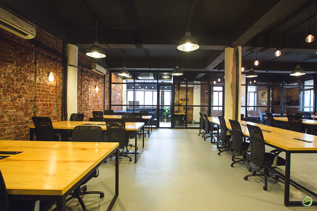 A Quick Look Inside ColourCraft Studio's New Mumbai Office
