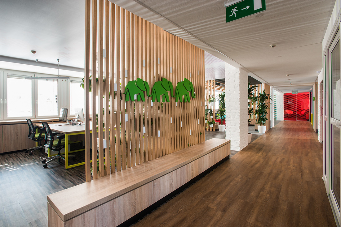 A Look Inside Hortonworks' New Budapest Office