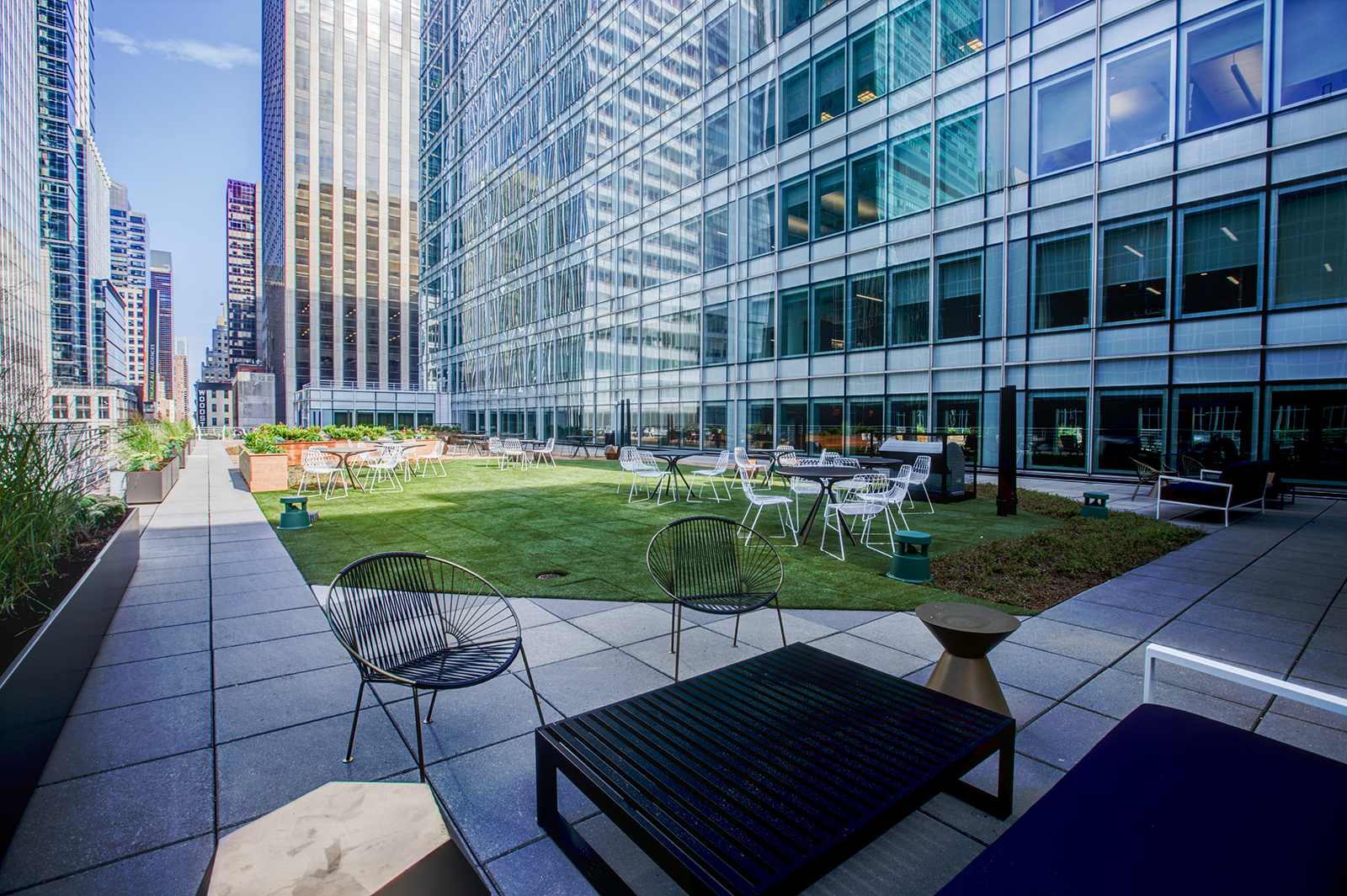 A Tour Of Indeed S New Nyc Office Officelovin
