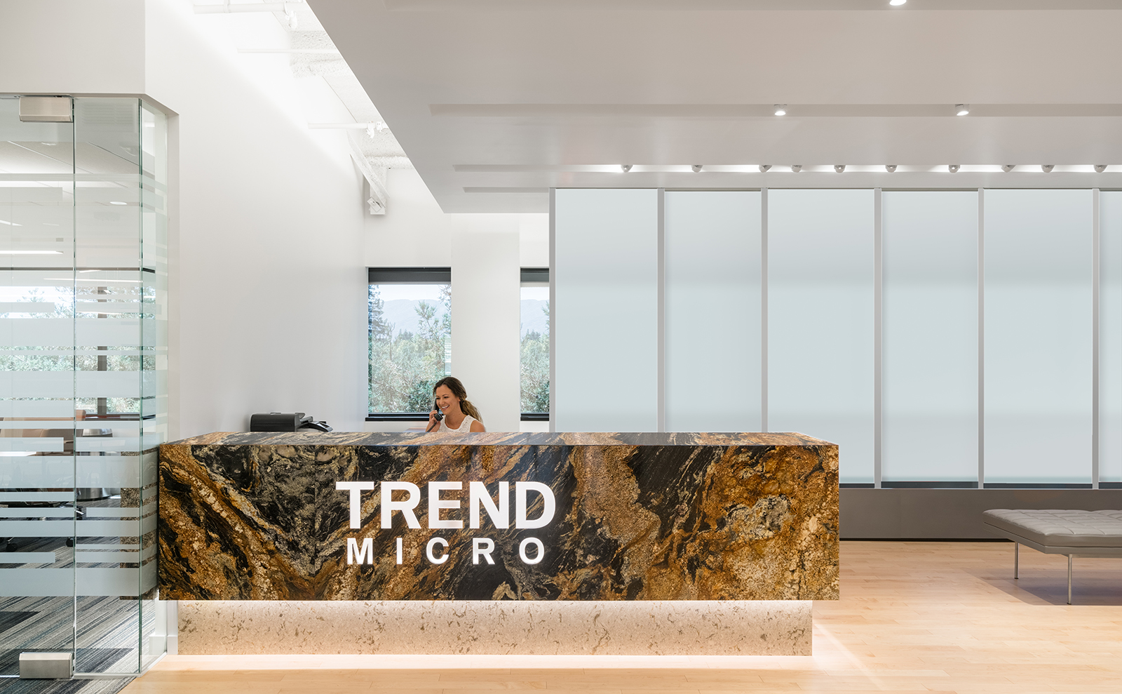 current trends in front office Click the follow button on any author page to keep up with the latest content take on the trends driving the home-office front and center in a.