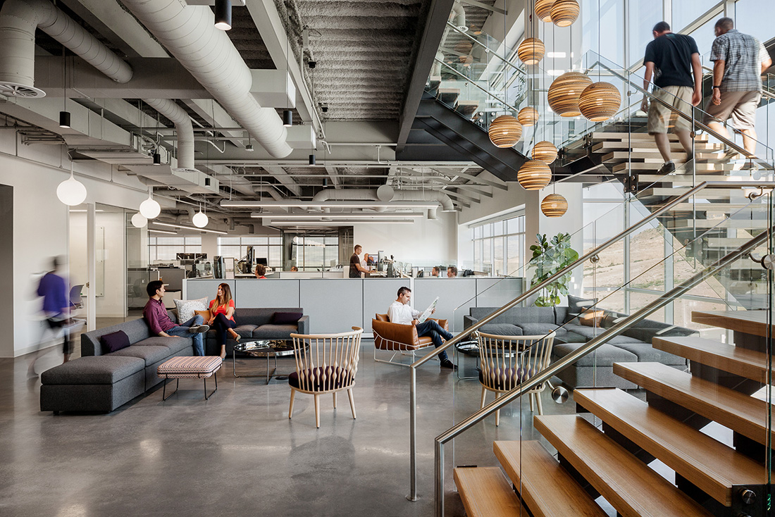 A Tour of Ancestry's New Utah Office