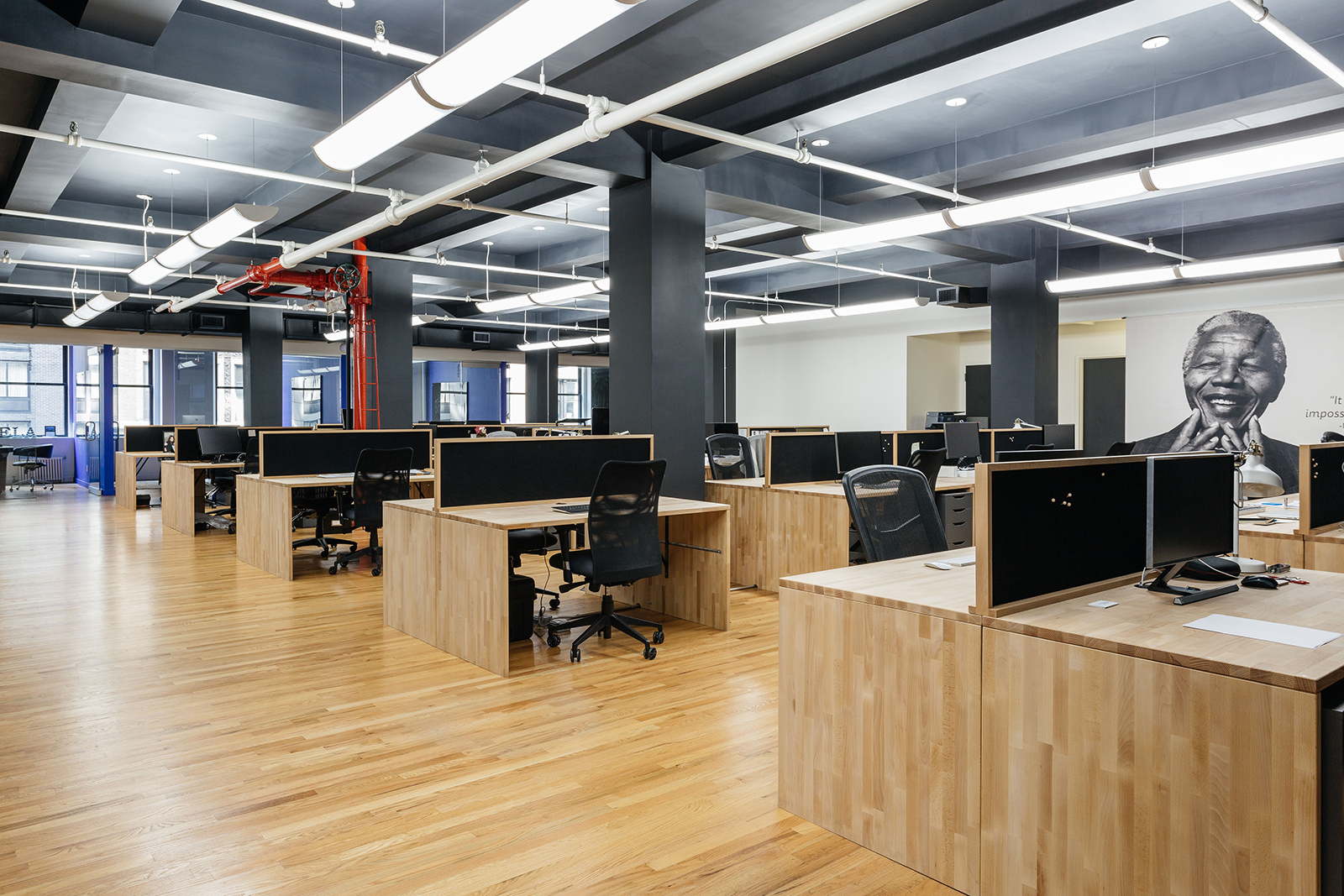 Inside Andela S New Nyc Office Officelovin