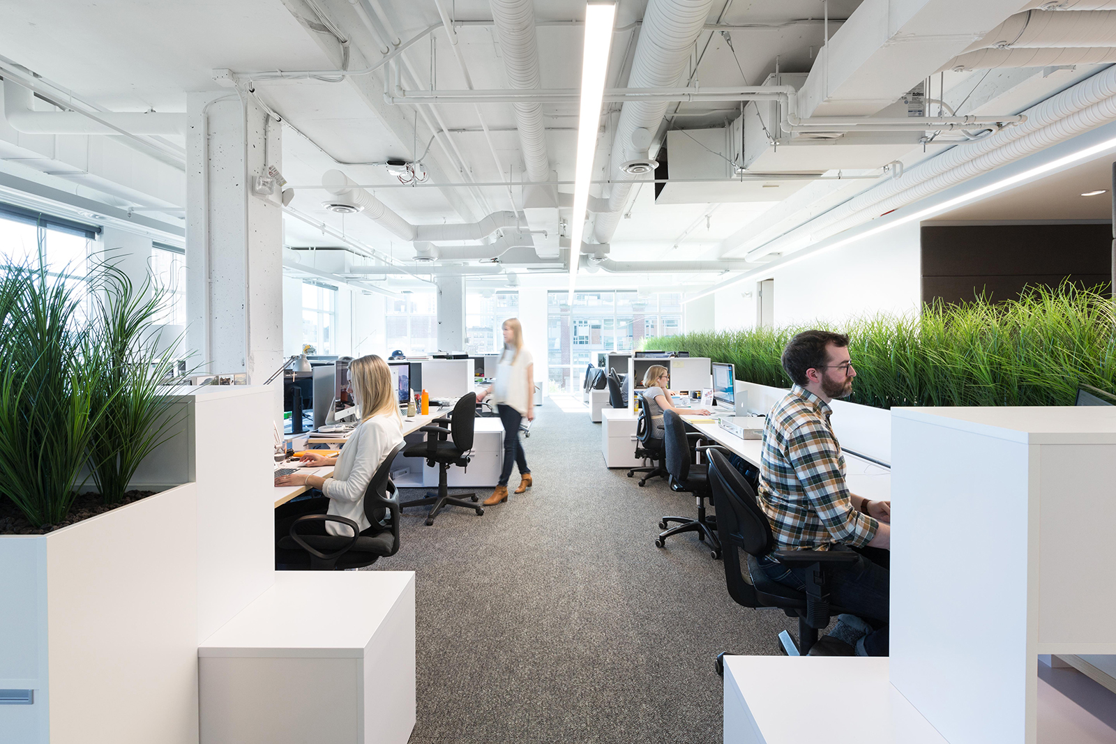 An inside look at cossette s new sleek vancouver office for Interior design show vancouver 2016