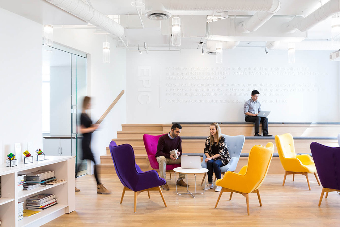 An Inside Look at Cossette's New Sleek Vancouver Office