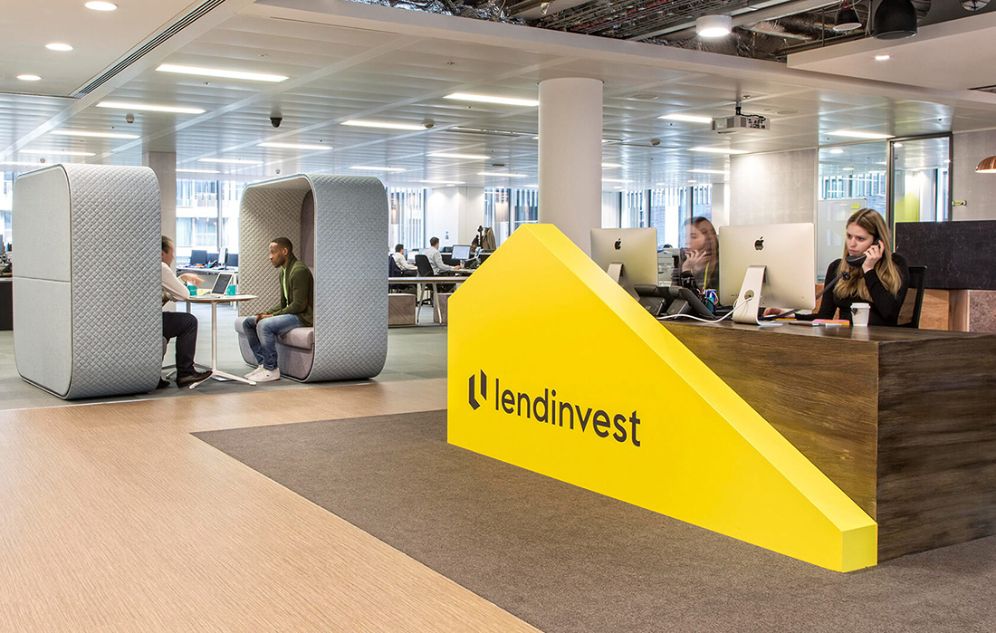 An Inside Look at LendInvest's Stylish London Office