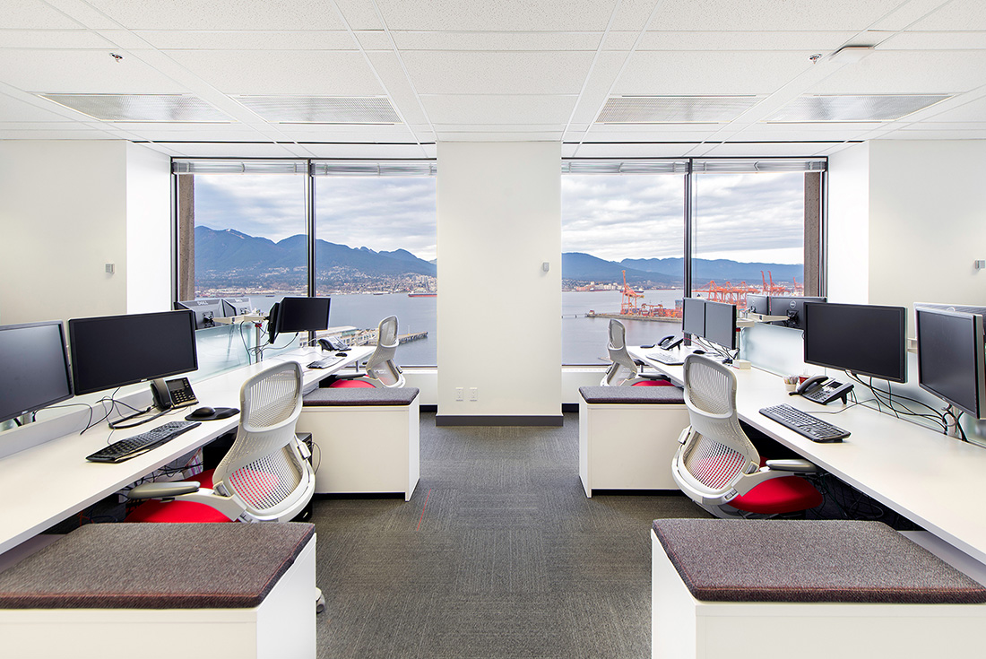 An Inside Look at Softlanding's Elegant Vancouver Office