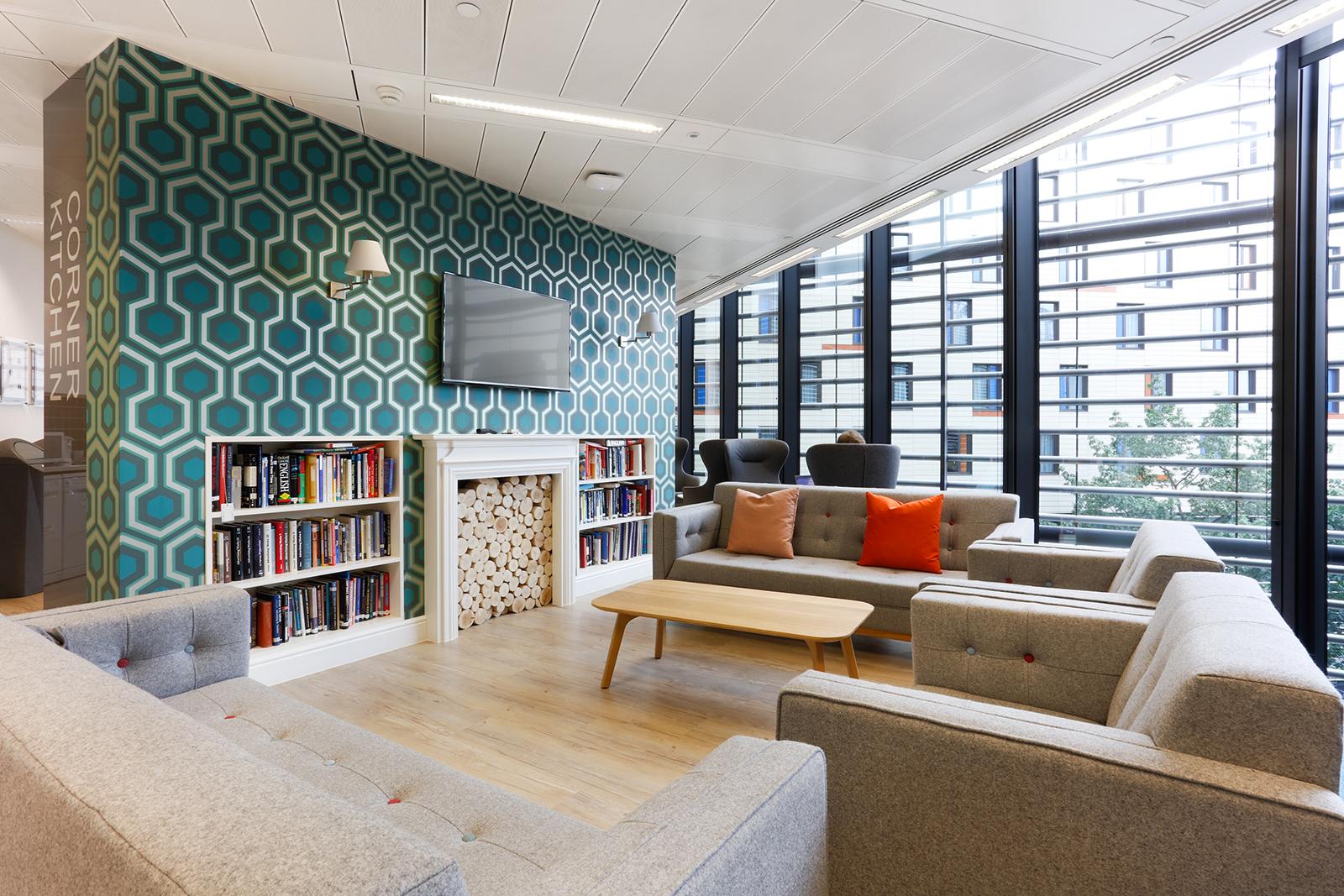 inside tns u2019 new london office