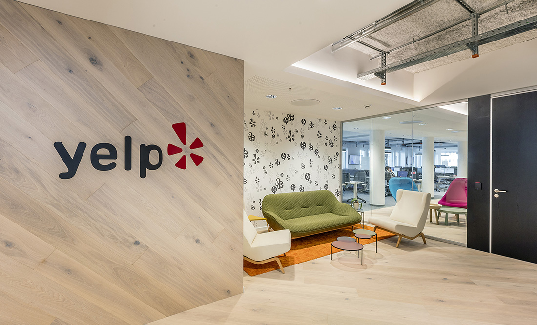 An Inside Look at Yelp's New Hamburg Office