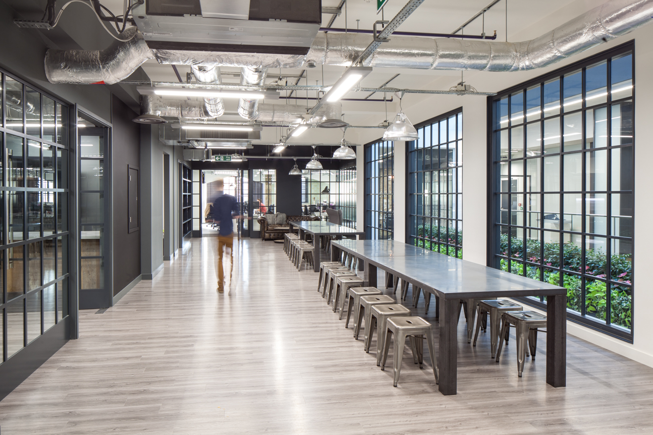 our of Zoopla's Modern London Headquarters - Officelovin - ^