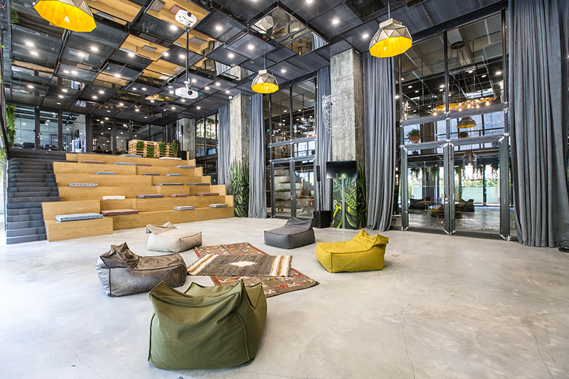 Inside Kolektifhouse's Cool Istanbul Coworking Space