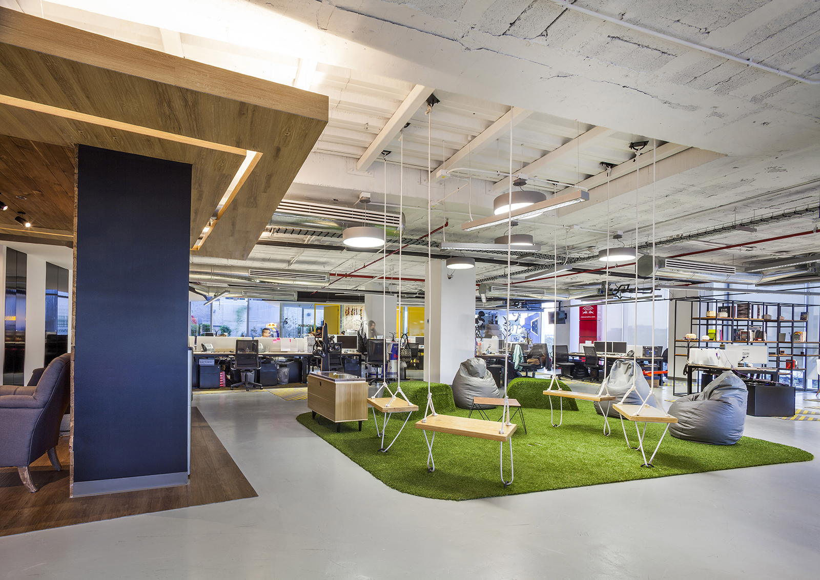 Inside Red Bull's Sleek Mexico City Office