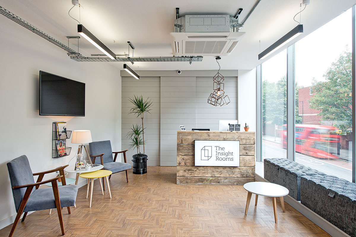 A Quick Look Inside Spotless Interactive's New London Office