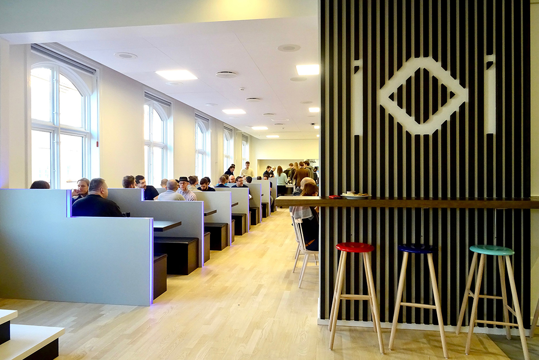 A Look Inside IO Interactive's New Copenhagen Office