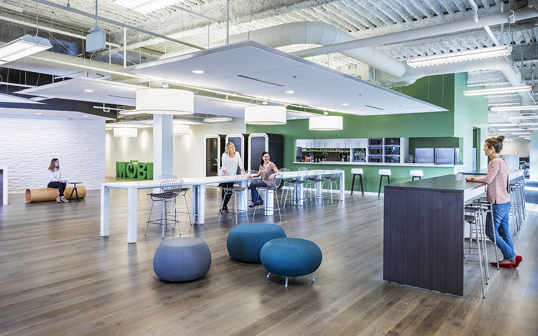 a look inside mobi s cool indianapolis office officelovin 39