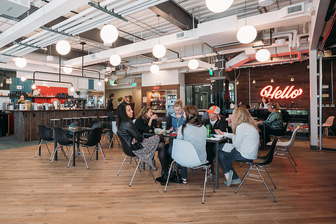 A Tour of WeWork – LoHi