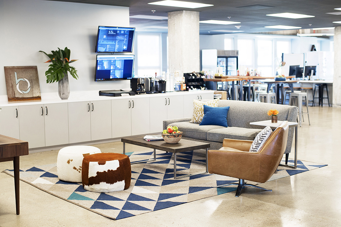 Take a Look at Blend's New San Francisco Office