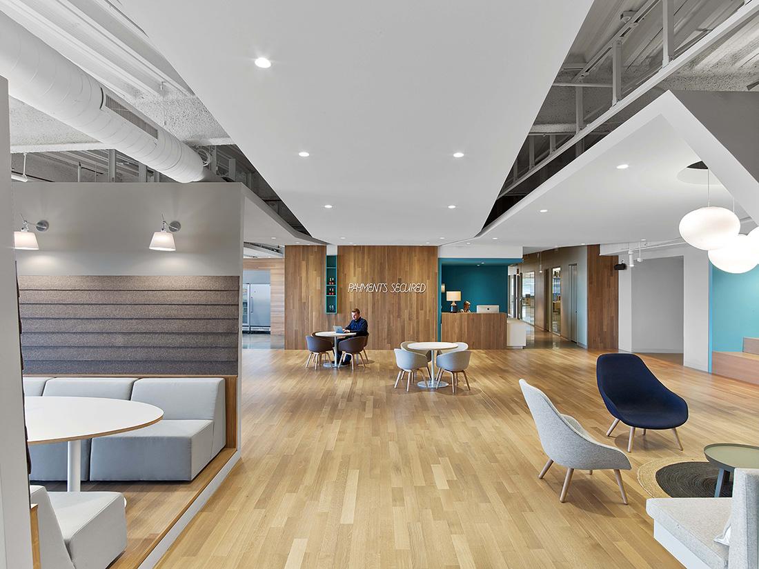 Inside CardConnect's Sleek New Headquarters
