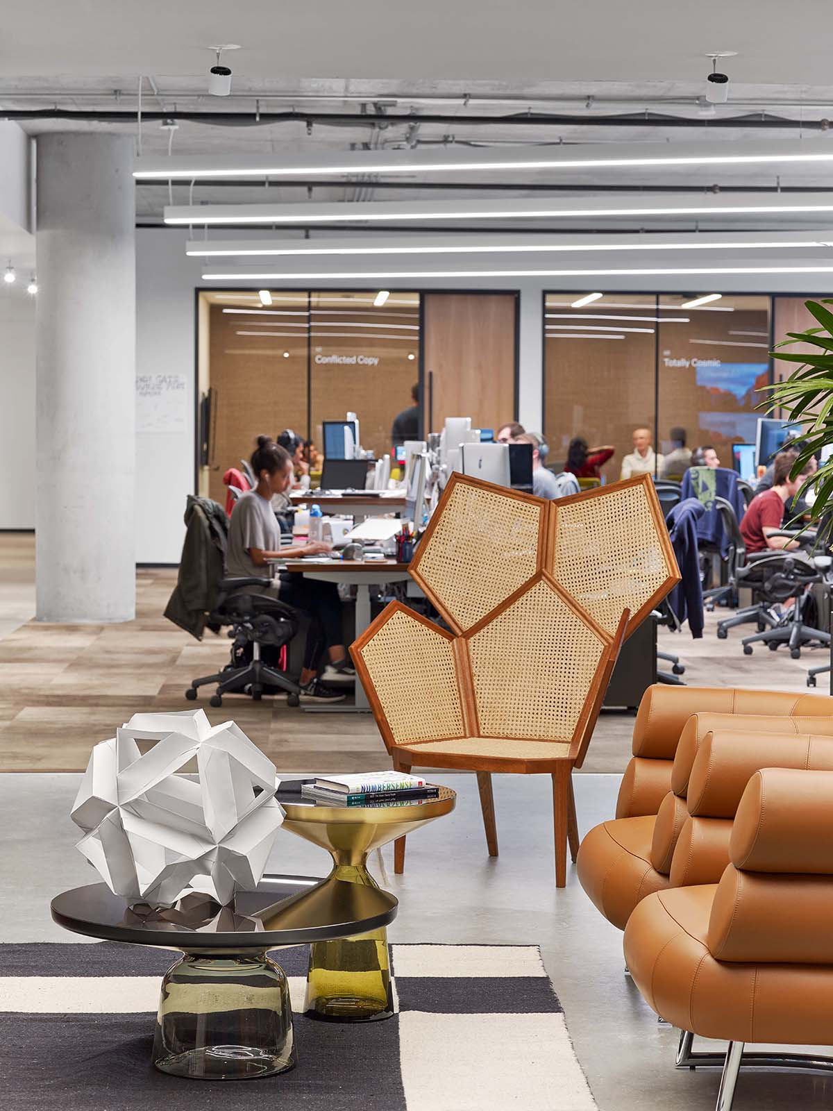 A Tour of Dropboxs New San Francisco Headquarters Officelovin
