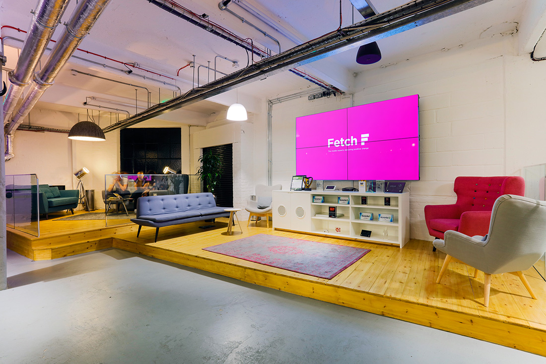 A Tour of Fetch's Cool New London Office