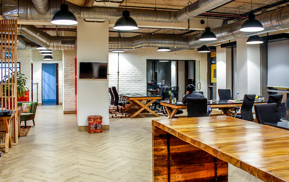 An Inside Look at Foolish's New Delhi Office