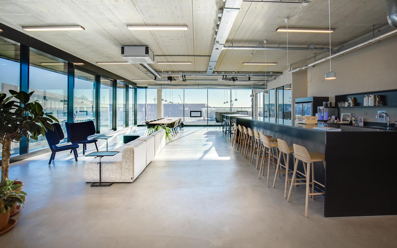 A Tour Of Improve Digital S Modern Amsterdam Headquarters