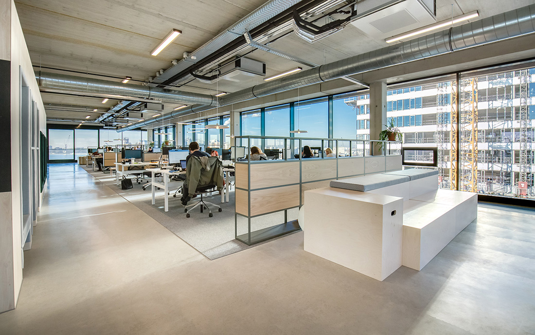 A Tour of Improve Digital's Modern Amsterdam Headquarters