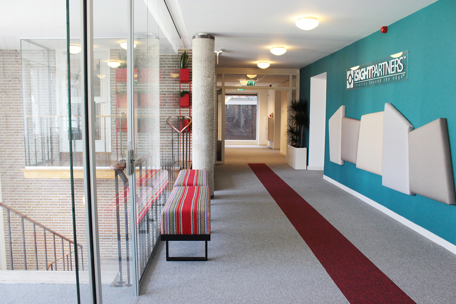 Foyer Office Address : A quick look inside isight partners fireeye s amsterdam