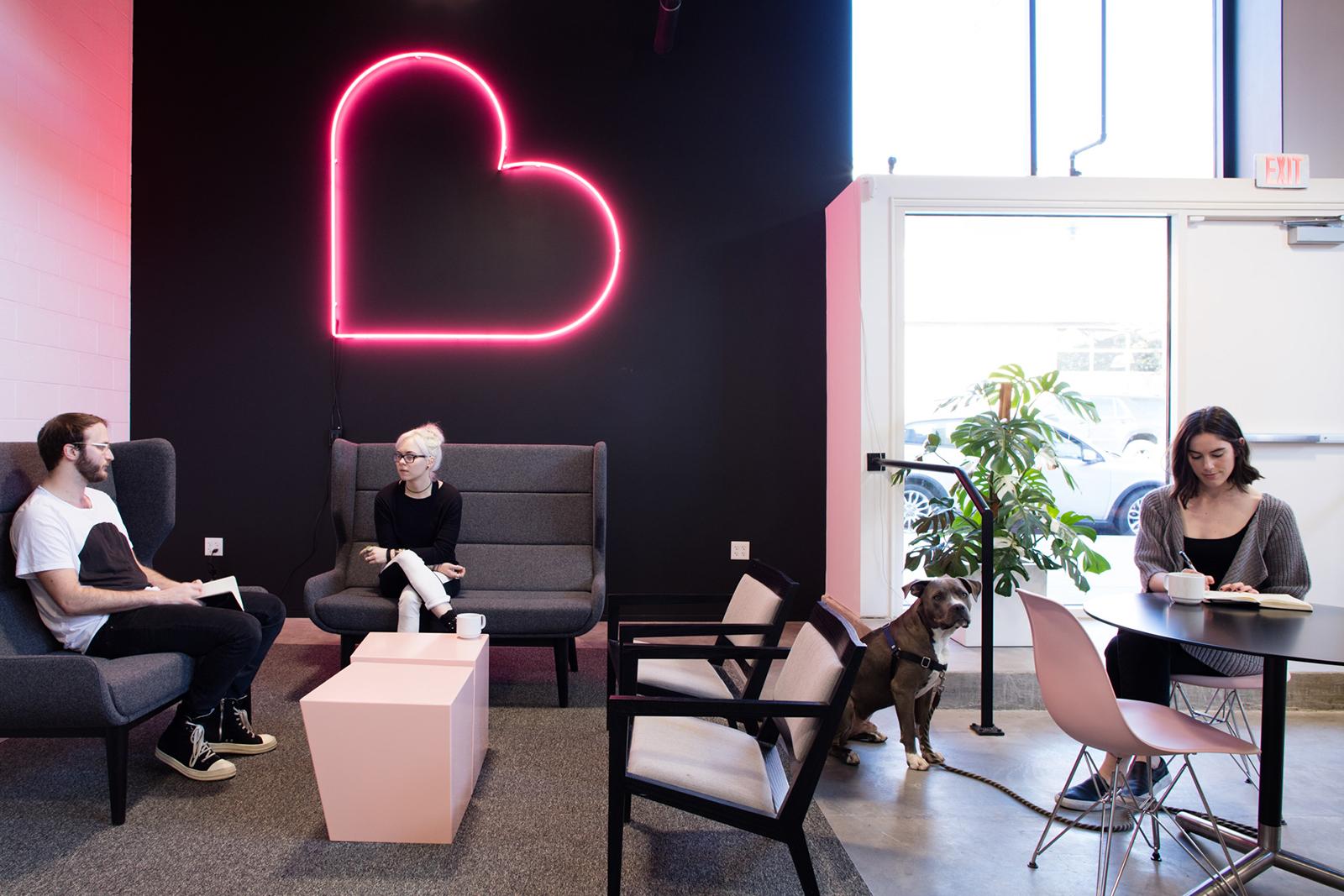 A Tour Of Swift S Super Cool Portland Office Officelovin