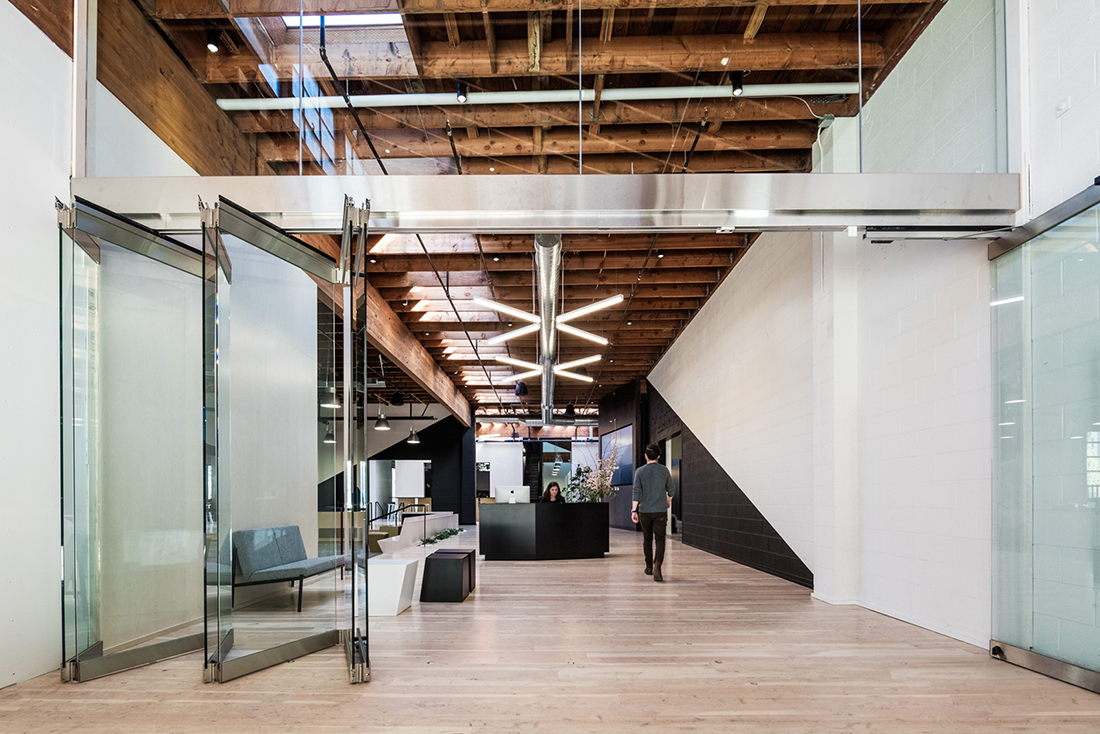 A Tour of Swift's Super Cool Portland Office