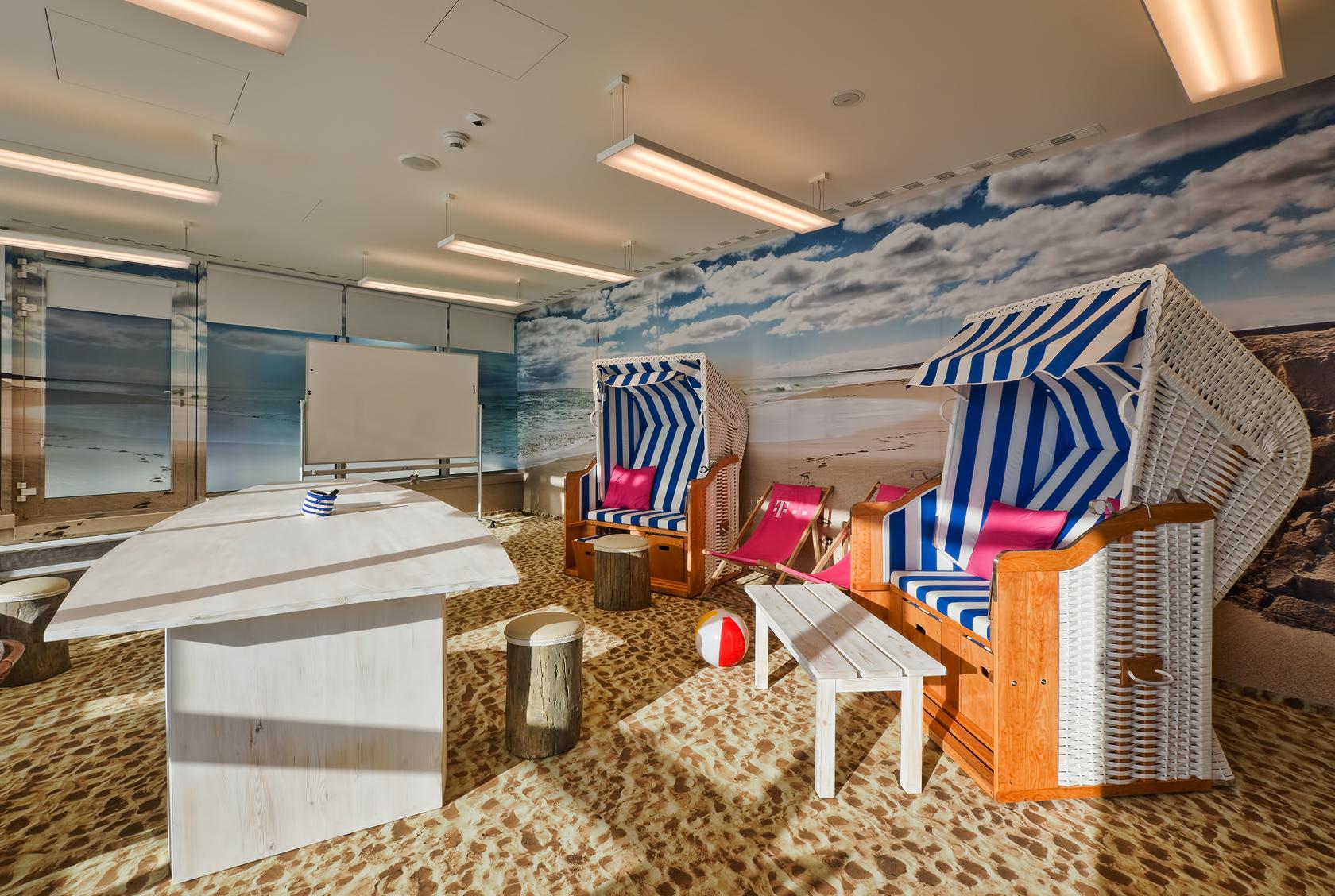 inside t-mobile u2019s modern warsaw office