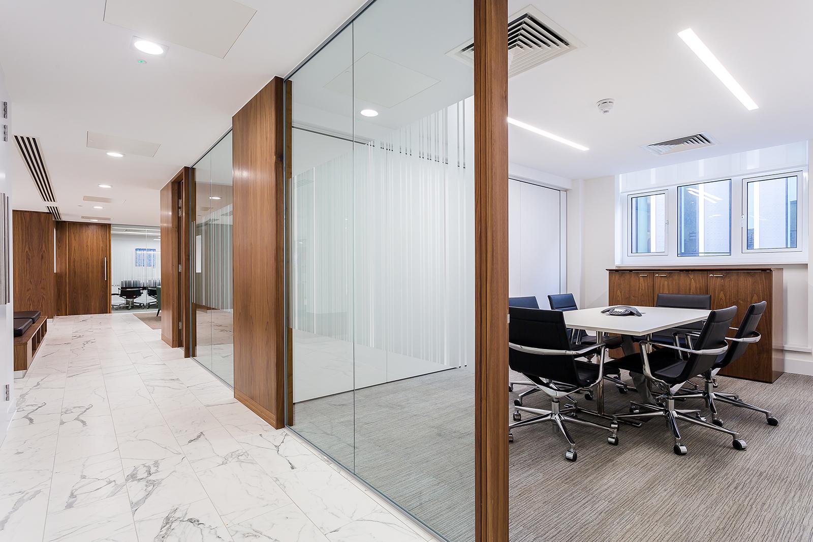 An Inside Look At White Oak S Elegant London Office