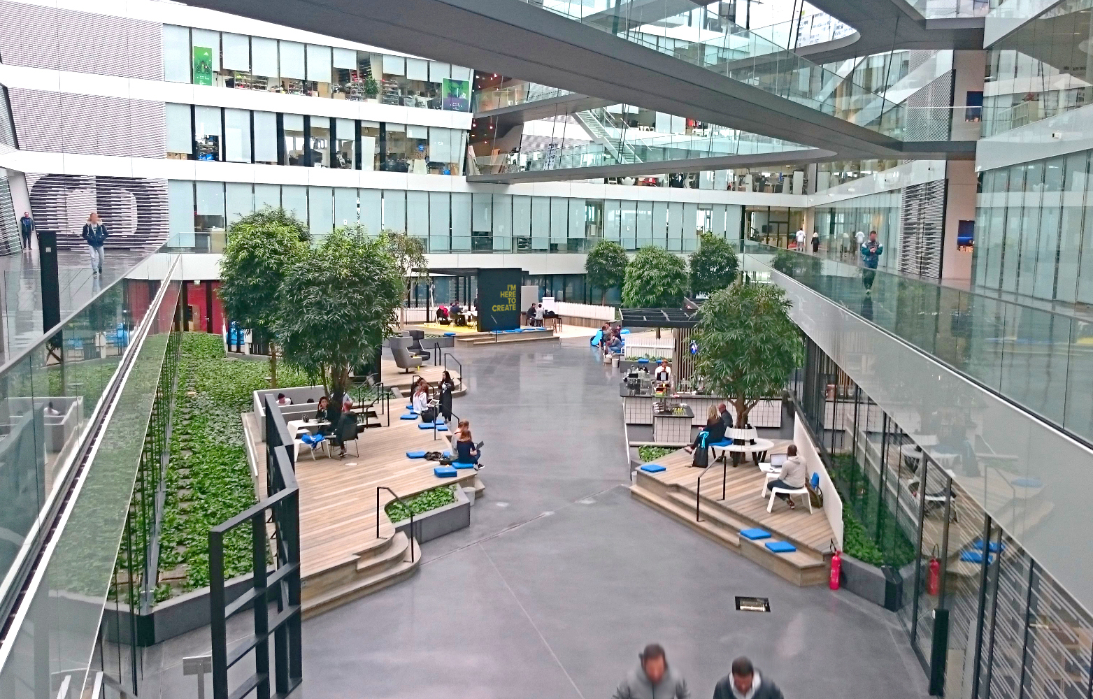 A Tour of Adidas Valley Campus - Officelovin  c8e00a1757cd