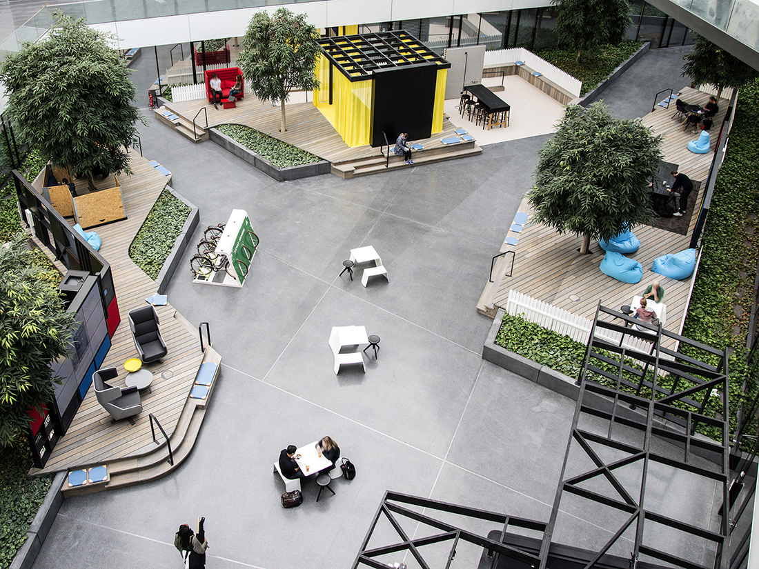 A Tour of Adidas Valley Campus