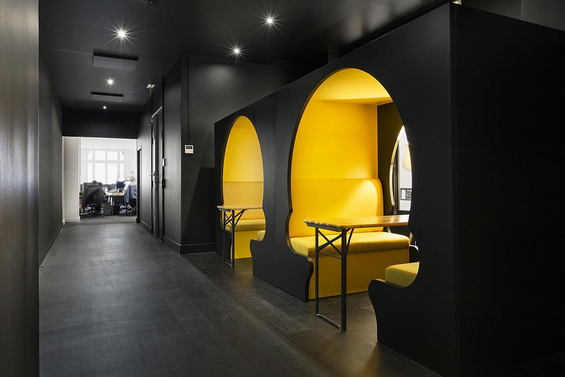 An Inside Look at Blackpills' Cool Paris Office