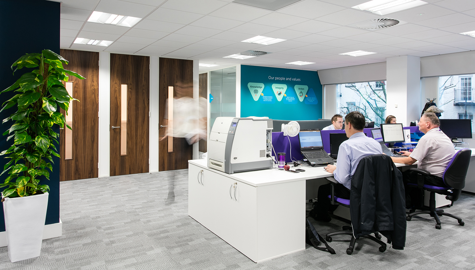 A Peek Inside Civica S Bristol Office Officelovin 39