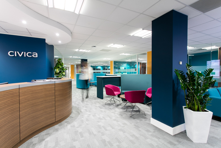 A peek inside civica s bristol office officelovin for Office design bristol