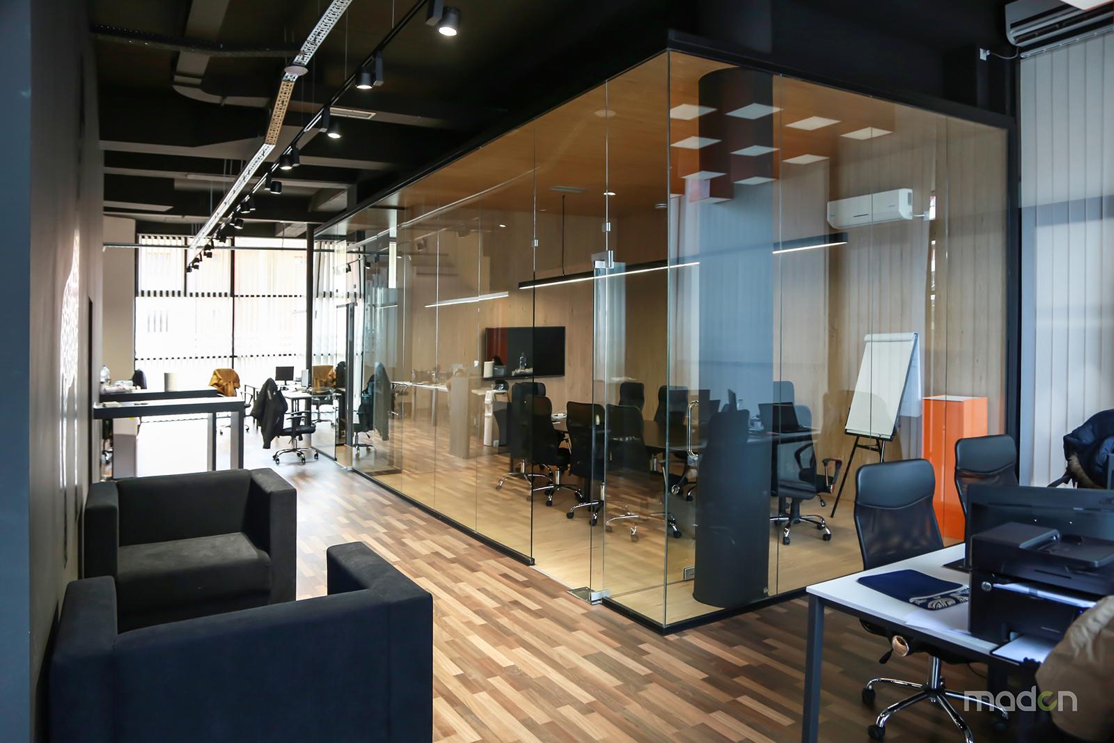 Inside Gjirafa.biz's New Prishtina Office - Officelovin