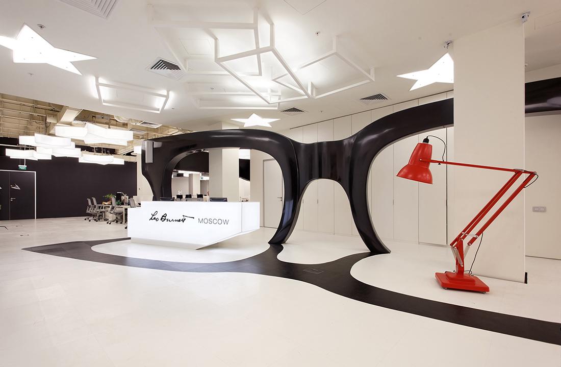 wonderful interior modern leo burnett office lobby. Leo Burnett Office. Office G Wonderful Interior Modern Lobby R