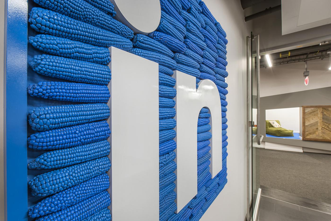 Inside LinkedIn's Modern New Omaha Office
