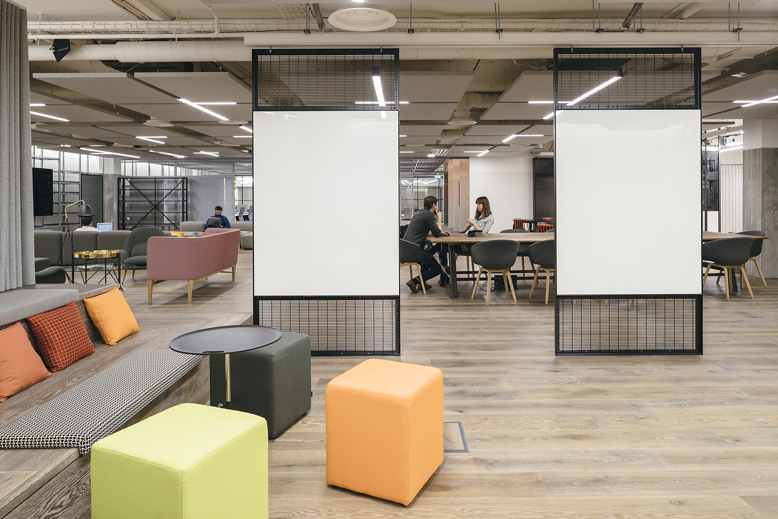 inside sapientrazorfish u2019s new london office