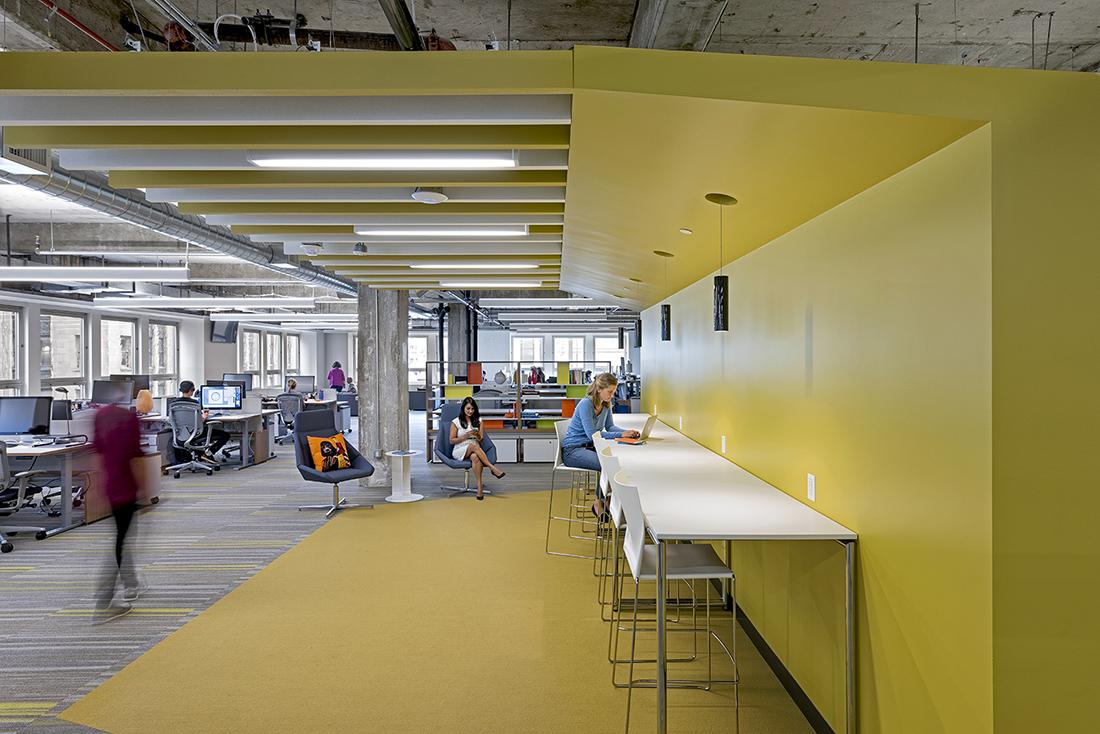 Inside Snapfish's Cool San Francisco Office
