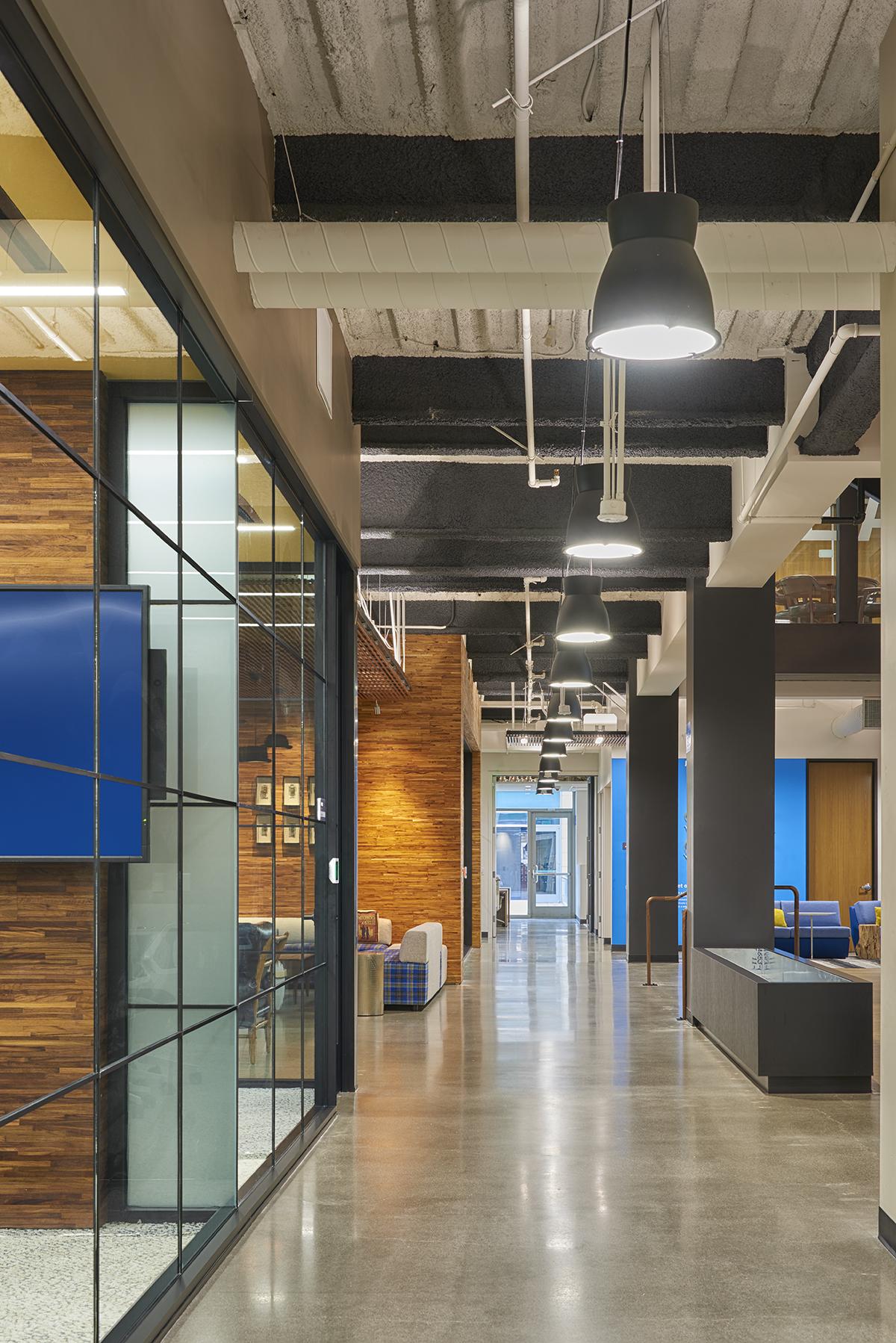 A Tour Of Symantec S Super Cool Mountain View Office