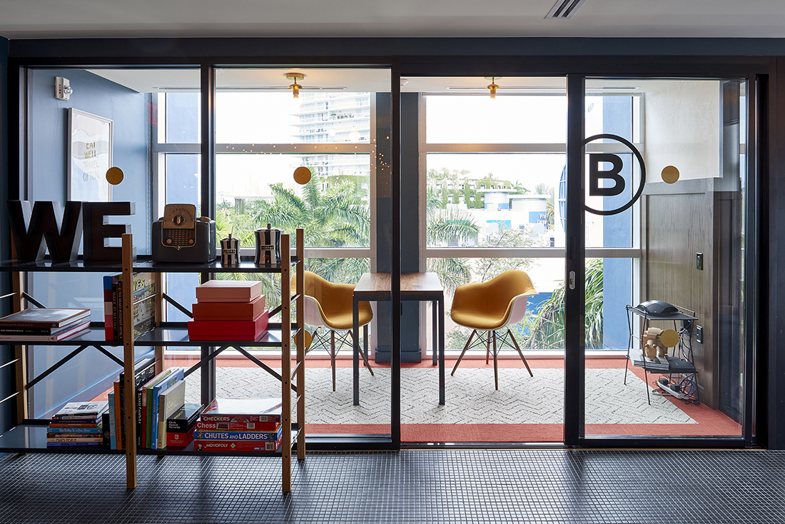 An Inside Look at WeWork's Miami Coworking Space
