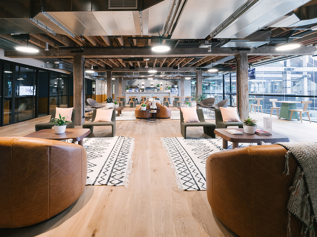 A Tour of WeWork – Pyrmont